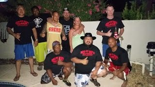 Video Vegas Pit Boys meet at Niner Empire Chapter. Fathers Day. download MP3, 3GP, MP4, WEBM, AVI, FLV Juli 2018