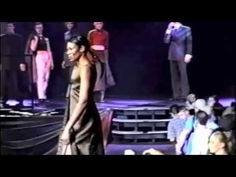 Club Fashion Runway Show - Early 2000's Decade Clothes & Style