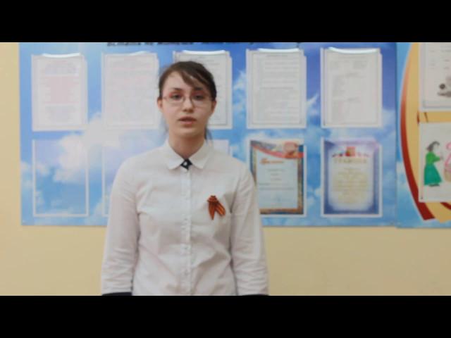 Изображение предпросмотра прочтения – АнастасияВорончихина читает произведение «Полчаса до атаки» В.С.Высоцкого