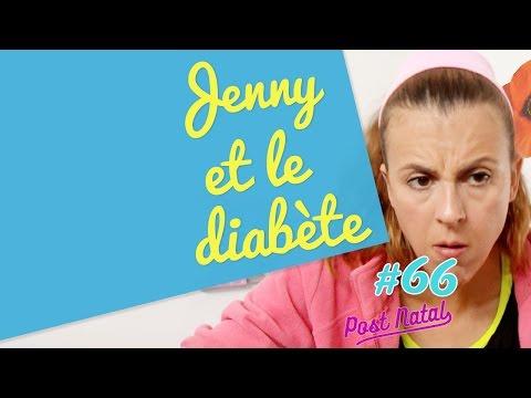 Jenny et le diabète - Post Natal