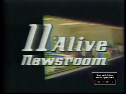 WXIA-TV News Open - April 4, 1978