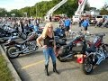 Breast cancer  WBAB  Fingers motorcycle Ride   2013