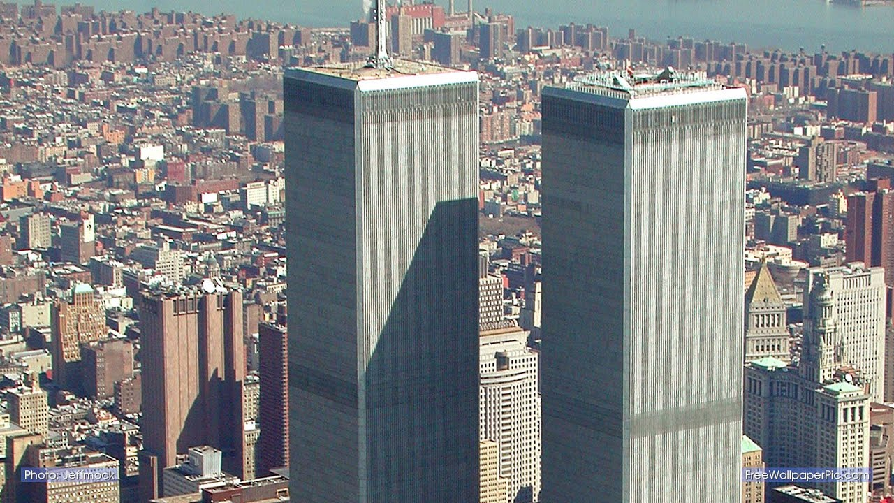 The Window Cleaner Of The World Trade Center 2001 Youtube