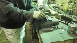 Делаем нож без электроинструмента #8 - рукоятка (начало)(все видео из этого раздела, смотрите на моем канале в плейлисте https://www.youtube.com/playlist?list=PLOoCzJk19TeTyNP1pzOFE-bN9R3iMCCra..., 2012-11-22T01:44:09.000Z)