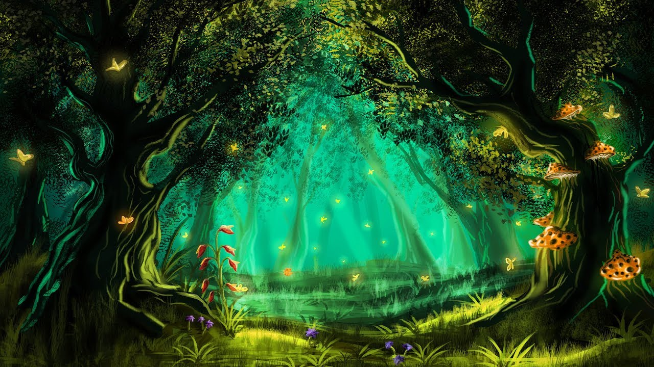 432hz 》magical Forest Music 》manifest Miracles 》raise Your