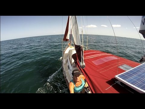 Salty Abandon #20 - Sailing from Captiva to Venice in my Island Packet 27
