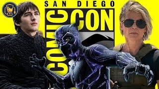 5 San Diego Comic-Con 2019 Panels & Events We're Most Exited For