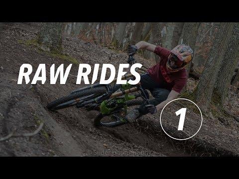 VTT DH : RAW RIDES EPISODE 1 / Vélo HB.160 Hope