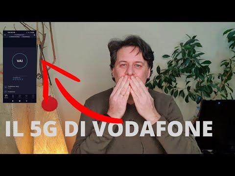 ⚡Lo speed test della SIM 5G di Vodafone