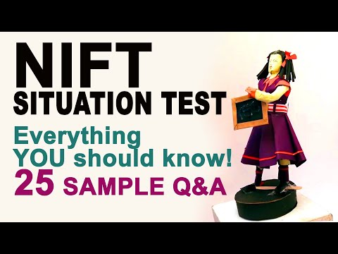 NIFT SITUATION TEST 2021 Everything YOU should know!