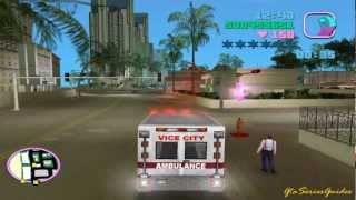 Paramedic - GTA: Vice City Side-Mission