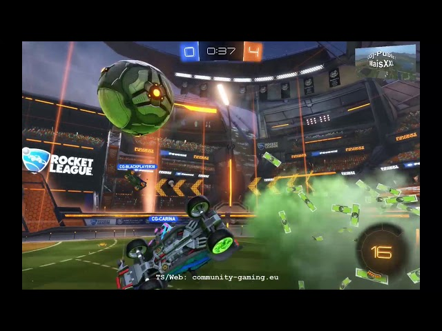 Rocket-League: Serie Abgerissen :-( | Folge #027 | Let's Play Mini-Games