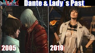 Playable Lady - Devil May Cry 5 (mod) - FluffyQuack