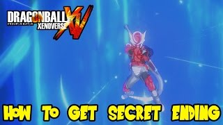 Dragon Ball Xenoverse: How To Unlock Secret Alternate Ending (Final Boss Fight w/ Demon God Demigra)