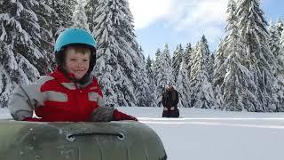 L'hiver à la neige | Destination Terre Valserine
