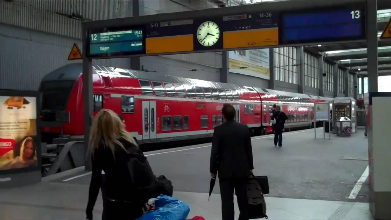 Munchen airport train
