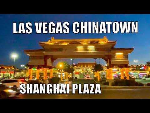 LAS VEGAS CHINATOWN/SHANGHAI PLAZA