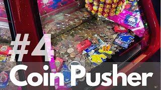 Ile można wygrać pieniędzy na automacie Coin Pusher w Anglii?