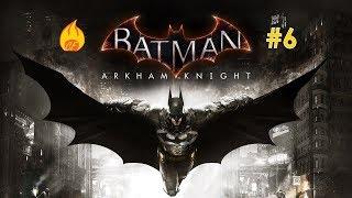 Batman: Arkham Knight (Xbox One) Part 6 - Twitch Stream 2018/04/26