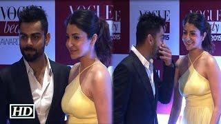 Virat Kohli and Anushka Sharma make first red carpet appearance as ...