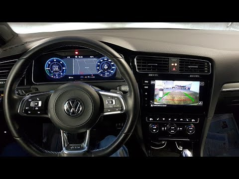 New Volkswagen - Active Info Display Setting - Discover Navigation Pro - Change Language and Units