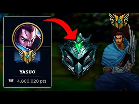 PLATINUM YASUO 4,800,000