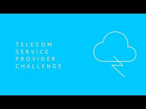 Telecom Service Provider Challenges