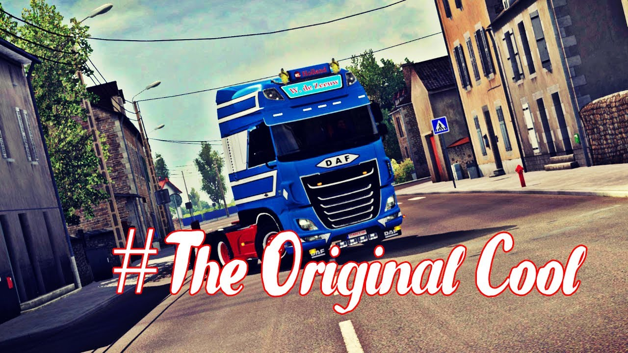 Simulator Real Life >> ETS2 The Green Times.. Fan Video! @William de Zeeuw - YouTube