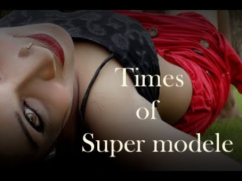 Times of Super modele BHAWNA MALI