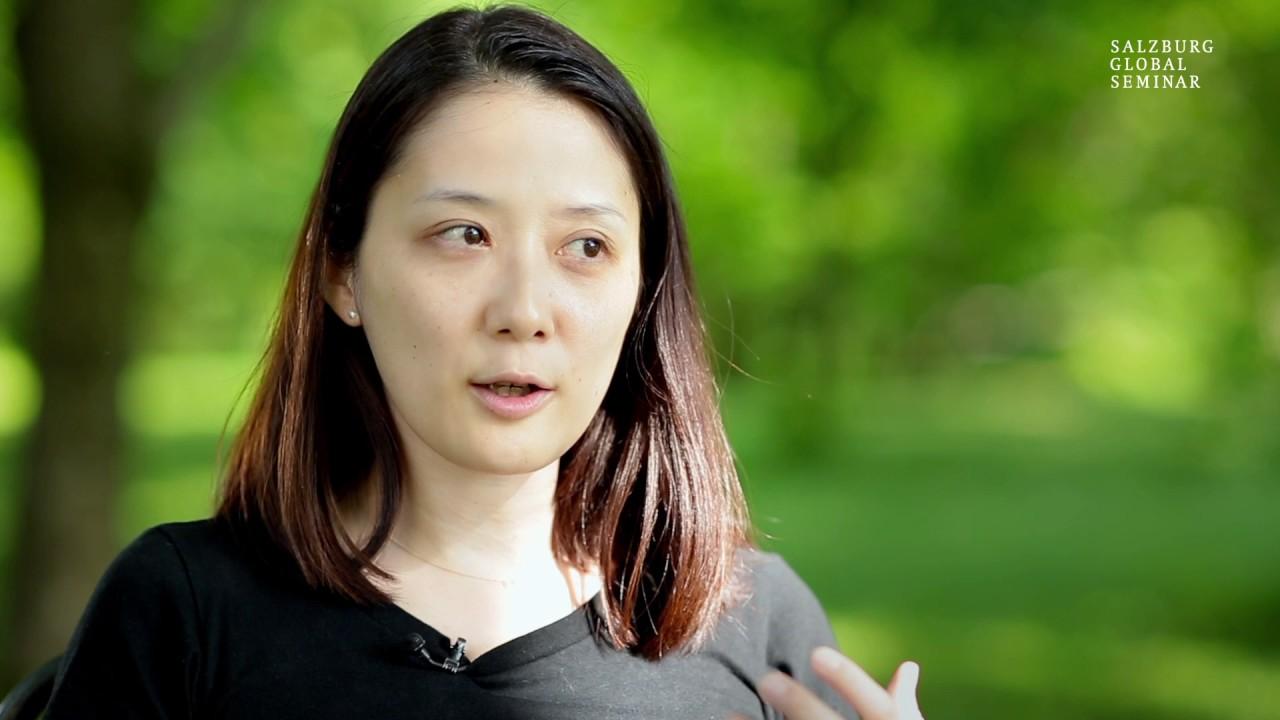 Hiroko Masuhara on change in Japan on LGBT human rights | Salzburg Global LGBT Forum