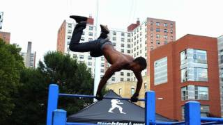 NBXA 2011 (Bronx Freestyle Calisthenics Tournament pt.2)