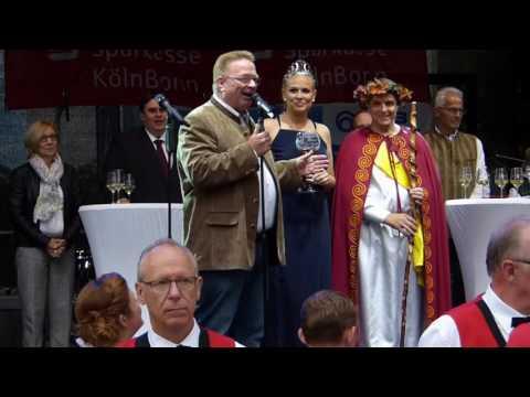 Weinfest Bonn Lengsdorf Freitag 16.9.2016