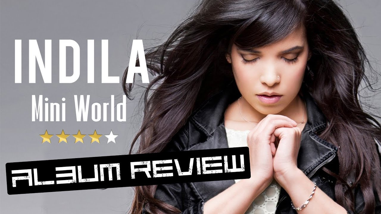 Indila Mini World Album Review Best French Pop Music Youtube