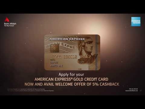 American Express Gold Credit Card