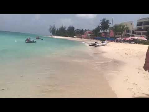 Shaun & Liza O'Connor- St.Lawrence Gap , Barbados 16-08-17