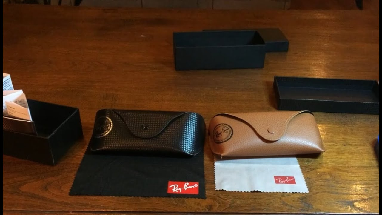 Ray Ban Clubmaster Wood RB3016M (100% Original) Unboxing & Preview