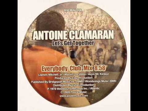 Antoine Clamaran - Let's Get Together (Everybody Club Mix)