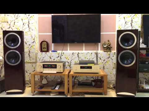 Test Tannoy DC10T + Accuphase E-470
