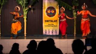 Pal pal hai bhaari - Odissi composition
