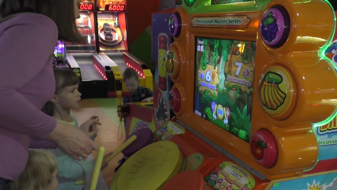 Игровой автомат джамп