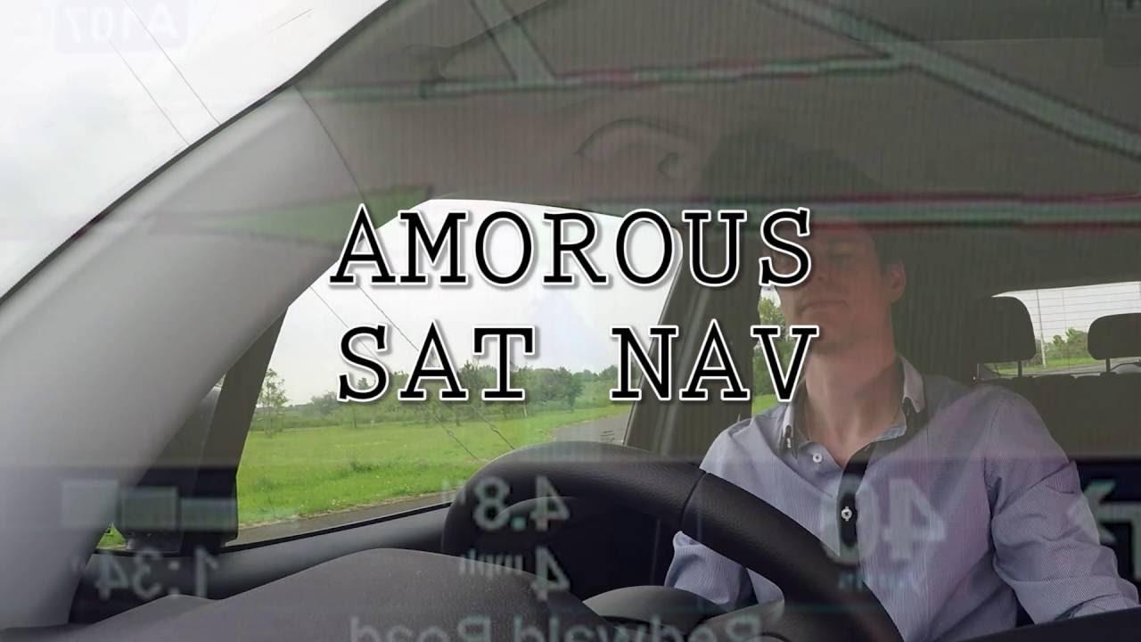 Amorous SatNav (Comedy Sketch)