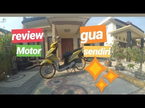 Review motor honda beat fi super yellow low budget- Johan Project