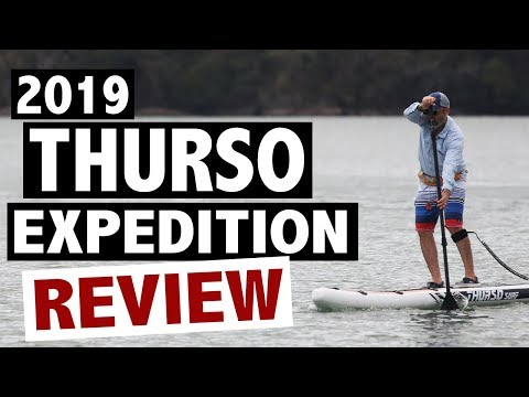 (2019) THURSO SURF Expedition Review