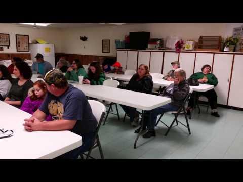 Nebo IL Community Club Christmas program