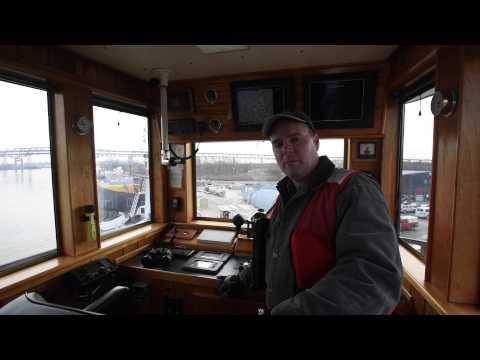 Tugboat Tour and Visit