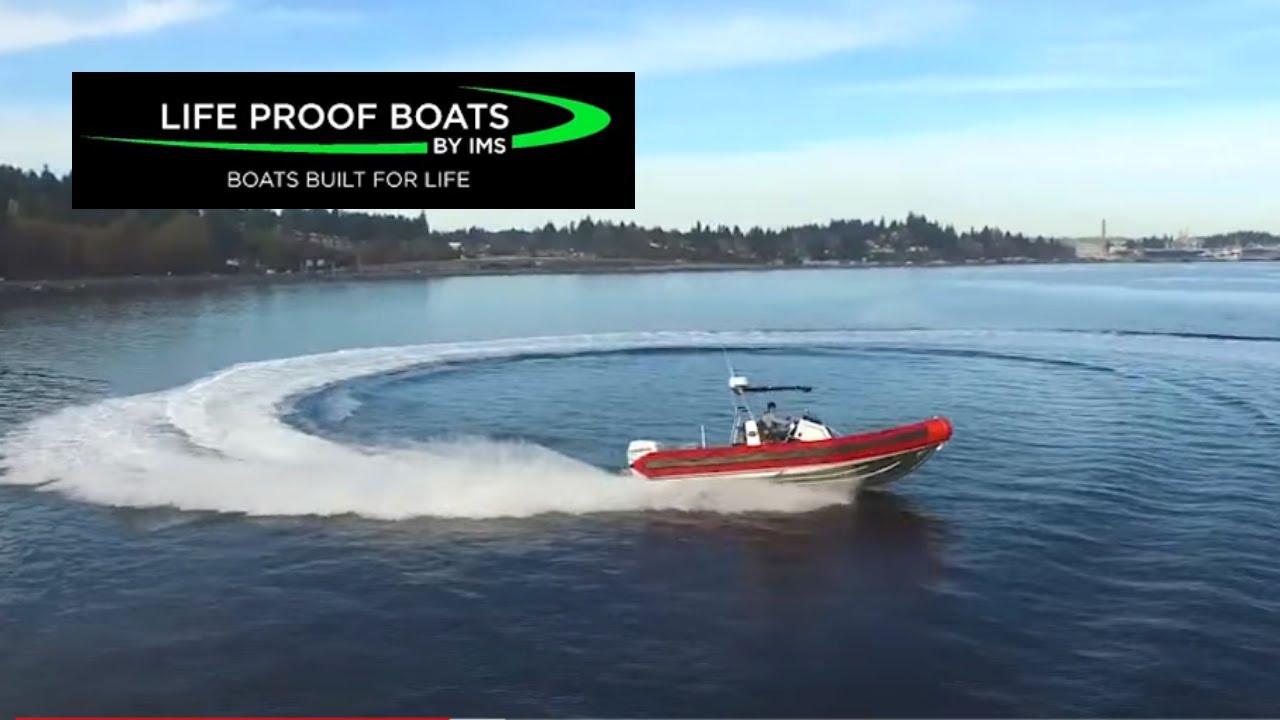Life Proof Boats 2015
