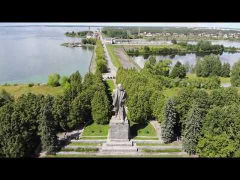 Московское море Иваньковское водохранилище г. Дубна