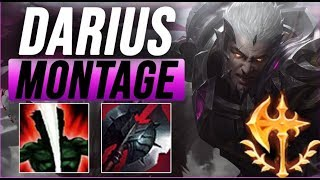 Darius Montage #4 - Best Darius Plays S9 - League of Legends