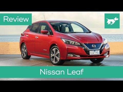 Nissan Leaf EV 2019 review: second-gen electric car