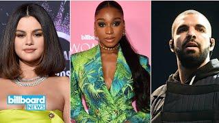 Selena Gomez Drops New Album Rare, Normani, Megan Thee Stallion and More New Music | Billboard News